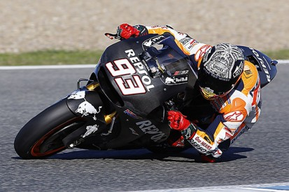 Honda struggling with 2016 MotoGP control electronics in final test