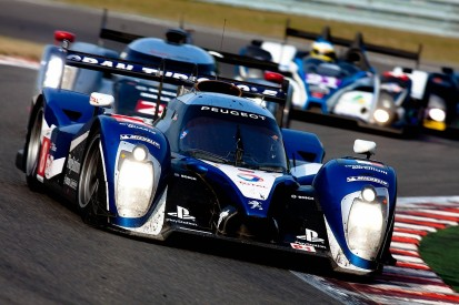 Minassian reunited with 2011 Peugeot 908 for pilot Masters Spa race
