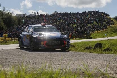 Hyundai's Paddon writes off remainder of 2017 for '18 WRC title bid