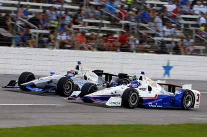IndyCar adds tethers to keep aero parts attached in accidents