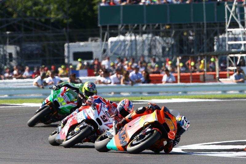 Pol Espargaro: KTM has 'improved massively' in debut MotoGP season