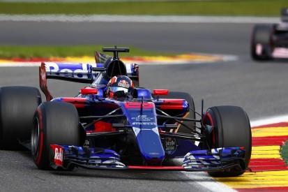 Toro Rosso Formula 1 team's 2017 development slower than expected