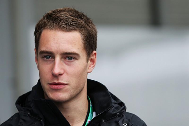 McLaren F1's Stoffel Vandoorne makes Super Formula test debut