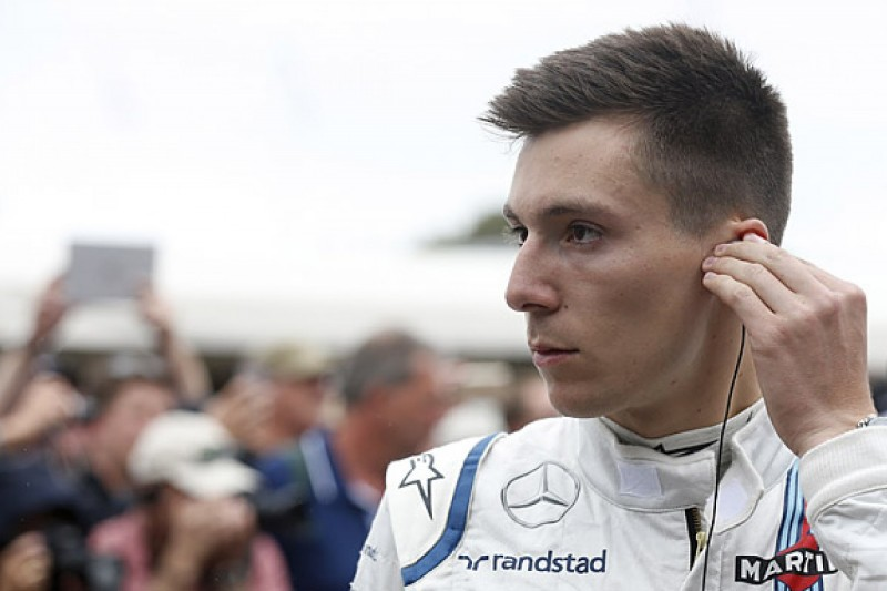 Williams F1 test driver Alex Lynn wants to race in Le Mans 24 Hours