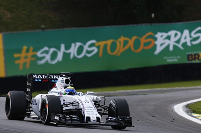 Felipe Massa targets 'triple improvement' for Williams F1 team