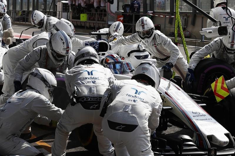 Williams plans 'substantial changes' for 2018 Formula 1 season