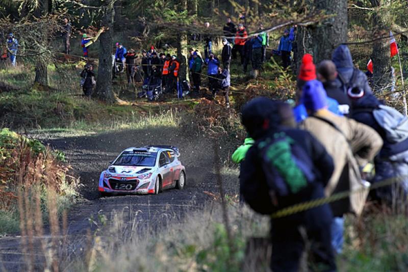 Hyundai WRC team adamant it won't drop Thierry Neuville for 2016