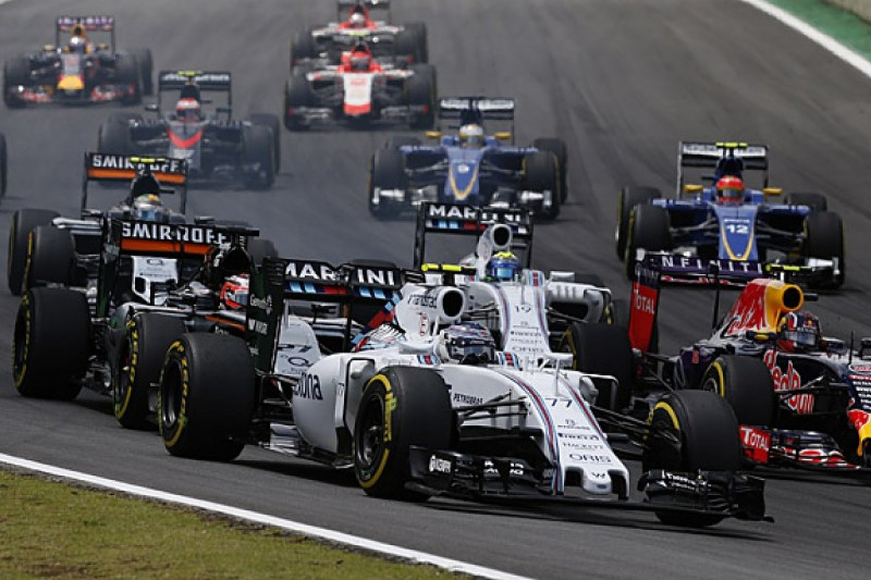 F1 urged to decide if it is 'sport or entertainment'