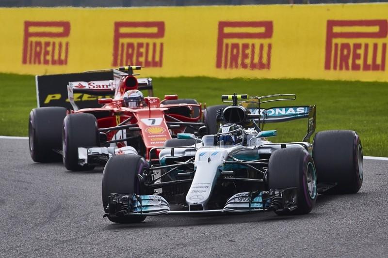 Mercedes F1 driver Bottas has 'no answers' for Spa struggle