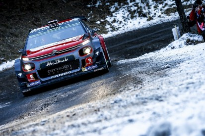 Citroen taking more risks on C3 WRC development for 2018 Monte
