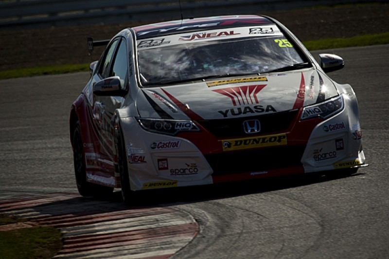 Speedworks adds Dynamics-assisted Honda for Simpson in 2016 BTCC