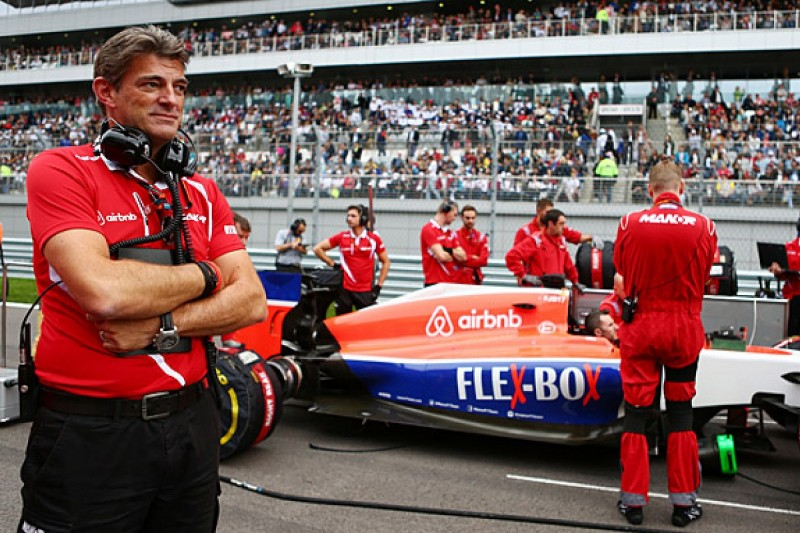 Outgoing Manor F1 chief Graeme Lowdon: 'I've done the right thing'
