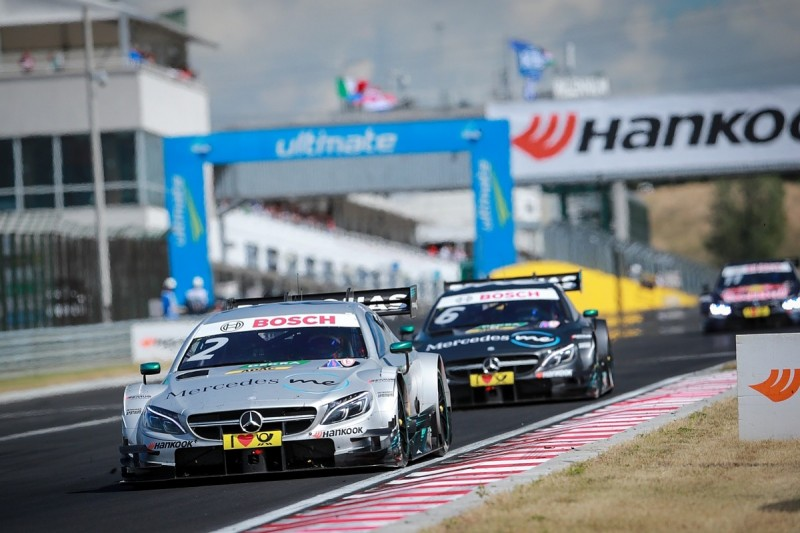 Mercedes wants to retain its drivers after DTM exit