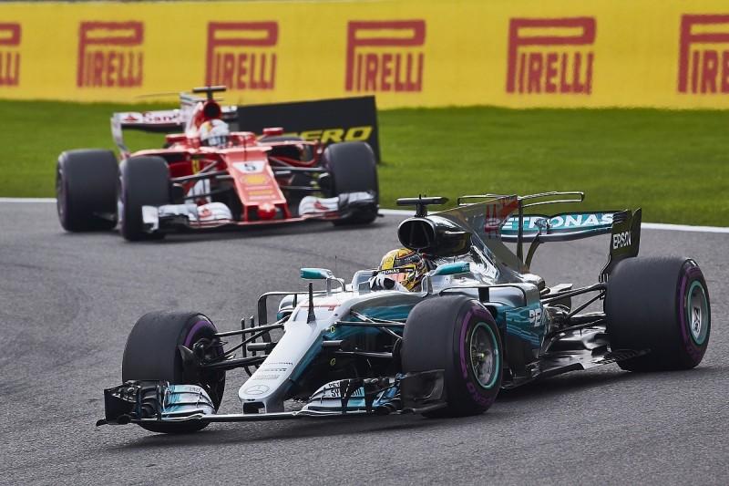 Hamilton: Mercedes needs 'more magic' to beat Ferrari in F1 2017