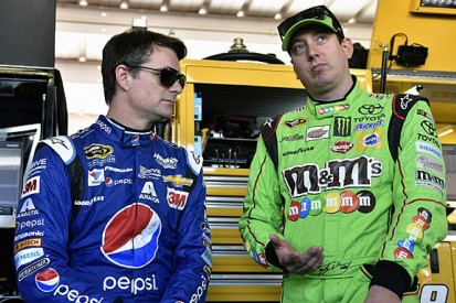 Jeff Gordon says 2015 NASCAR Cup champion Kyle Busch 'more talented'