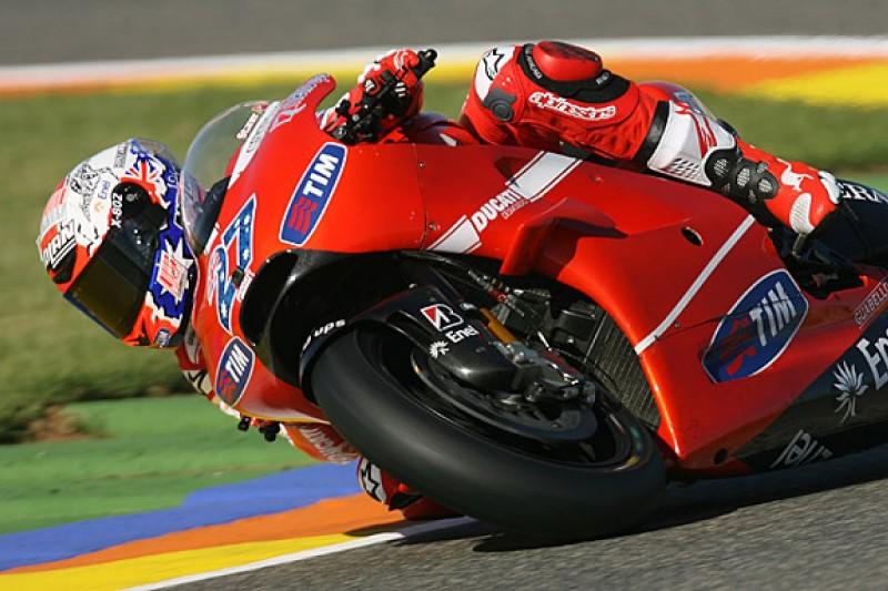 Casey Stoner returns to Ducati MotoGP team in test rider role