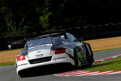 Bentley back to British GT Championship in 2016 with Team Parker