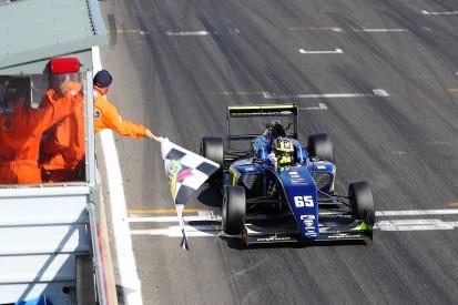 BRDC British F3 champion Enaam Ahmed to test European F3 car