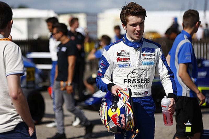 Daniel Ticktum gets two-year ban for 'disturbing' MSA Formula clash