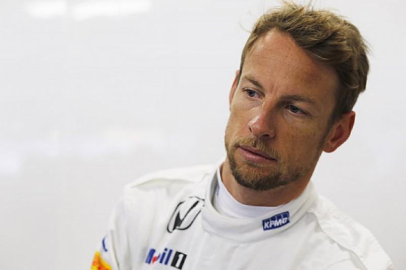 Jenson Button braced for tough winter with McLaren F1 team