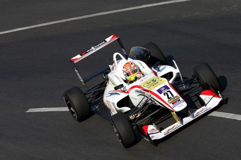New Tomei Formula 3 engine impresses with T-Sport in Macau GP