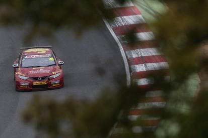 BTCC squad Eurotech to enter third Honda Civic Type R in 2016