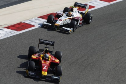 GP2 drivers King and Haryanto to test with Manor F1 in Abu Dhabi