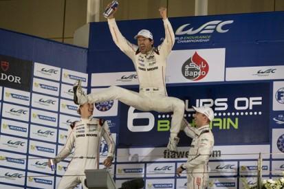 Porsche's Webber, Hartley and Bernhard secure WEC drivers' title