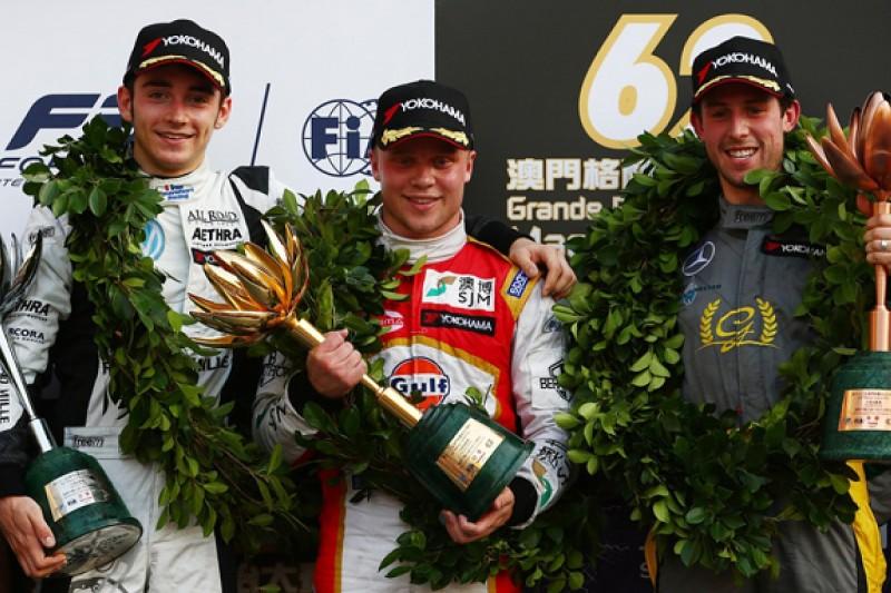 Second Macau Grand Prix win means a lot, says Felix Rosenqvist