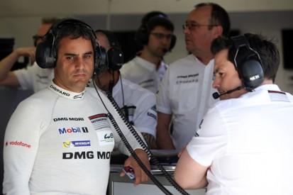 Ex-F1 driver Montoya tops Bahrain WEC rookie test with Porsche