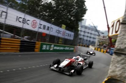 F3 Macau GP: Rosenqvist wins qualifier after Giovinazzi penalty