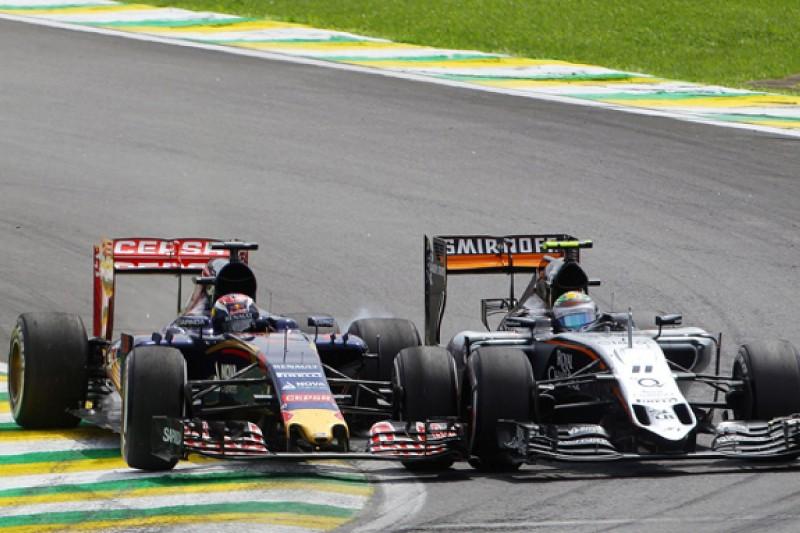 Toro Rosso's Verstappen gets Hamilton's Formula 1 passing angst
