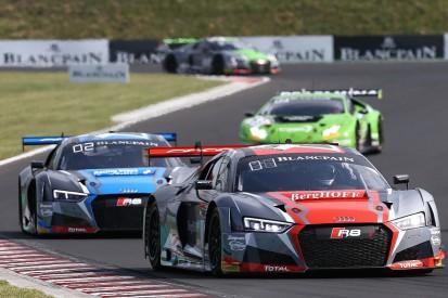 Blancpain GT: Audi pair take dominant win at Hungaroring
