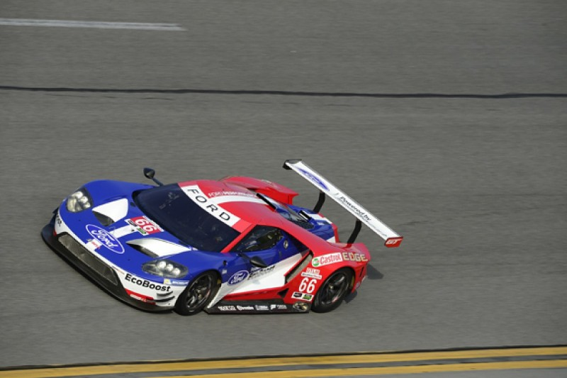 Ford names Muller, Hand, Briscoe and Westbrook as IMSA GT drivers