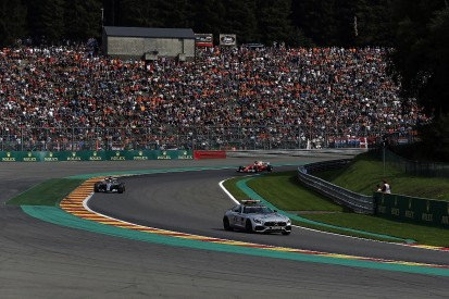 Lewis Hamilton: Belgian GP safety car call contrived like NASCAR