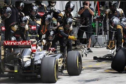 Lotus concerned with the direction of F1 if it's not overhauled