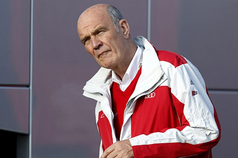 Audi boss Wolfgang Ullrich given two-year contract extension