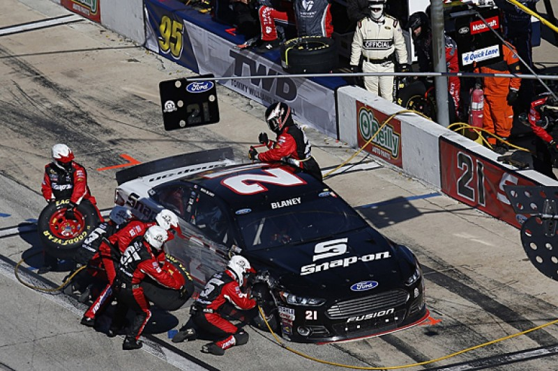 Legendary NASCAR team Wood Brothers back full-time in 2016