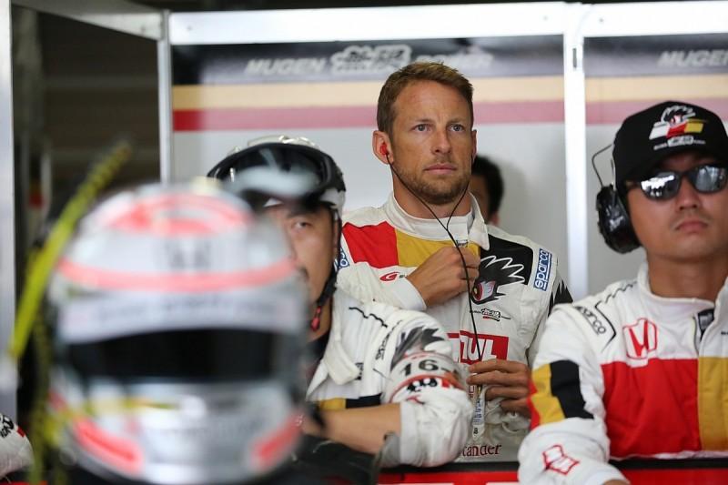 Jenson Button endures fraught Super GT debut in Suzuka 1000km