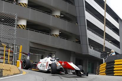 Macau F3 Grand Prix: Felix Rosenqvist denies Daniel Juncadella pole