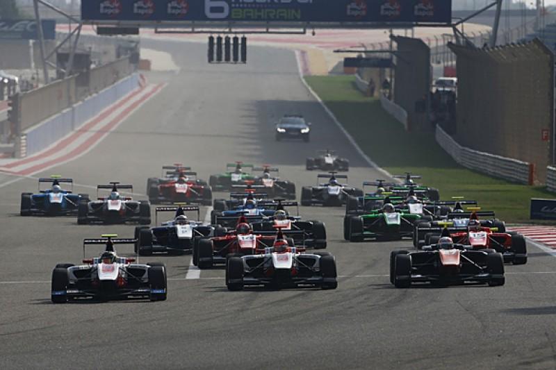 Bahrain GP3: Kirchhofer upstages Ocon/Ghiotto, ART wins title
