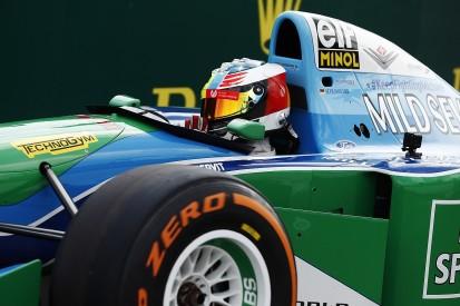 Mick Schumacher 'amazed' by father Michael's 1994 F1 Benetton