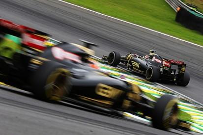 2016 F1 season will be 'difficult' for Lotus/Renault - Maldonado