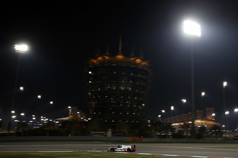 Bahrain WEC: Audi leads night practice session with Marcel Fassler
