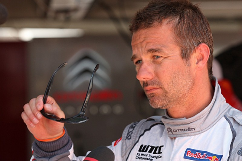 Sebastien Loeb surprised to be axed by Citroen for 2016 WTCC season