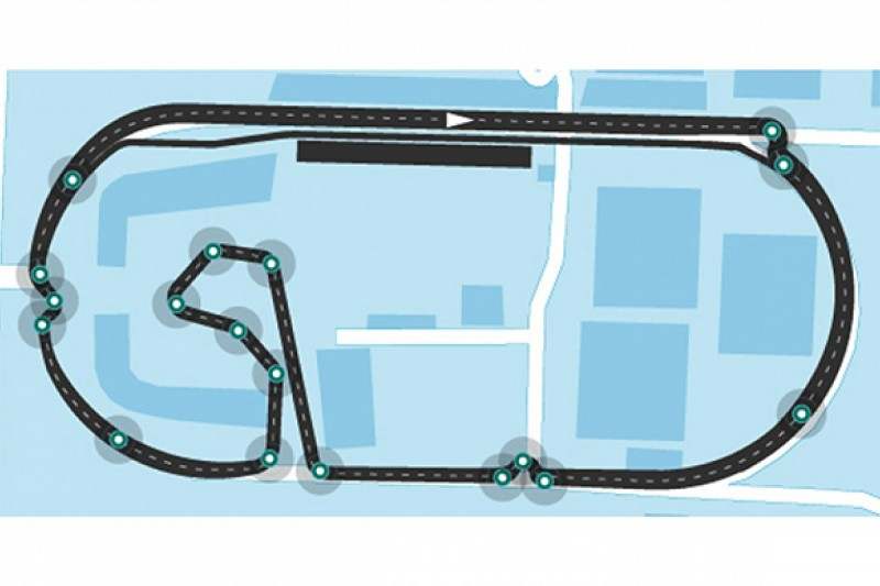 Formula E to race in Mexico on revised Formula 1 layout