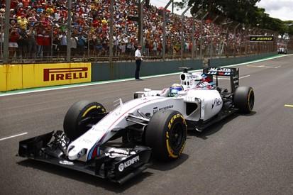 Williams F1 team drops appeal of Massa's Brazilian GP exclusion