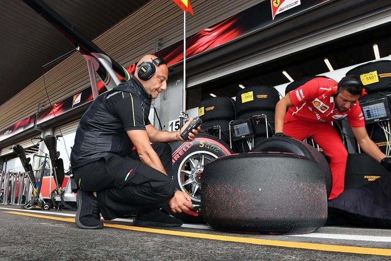 Pirelli investigating deformation of F1 tyres in Spa qualifying