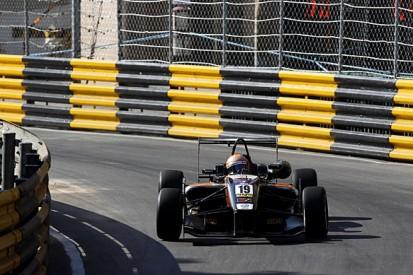 Macau F3 Grand Prix: Markus Pommer leads Friday practice