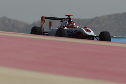 GP3 Bahrain: Esteban Ocon takes points lead with pole position